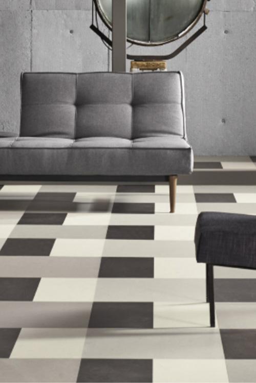 Barmetboden | Forbo | Linoleum | Platten
