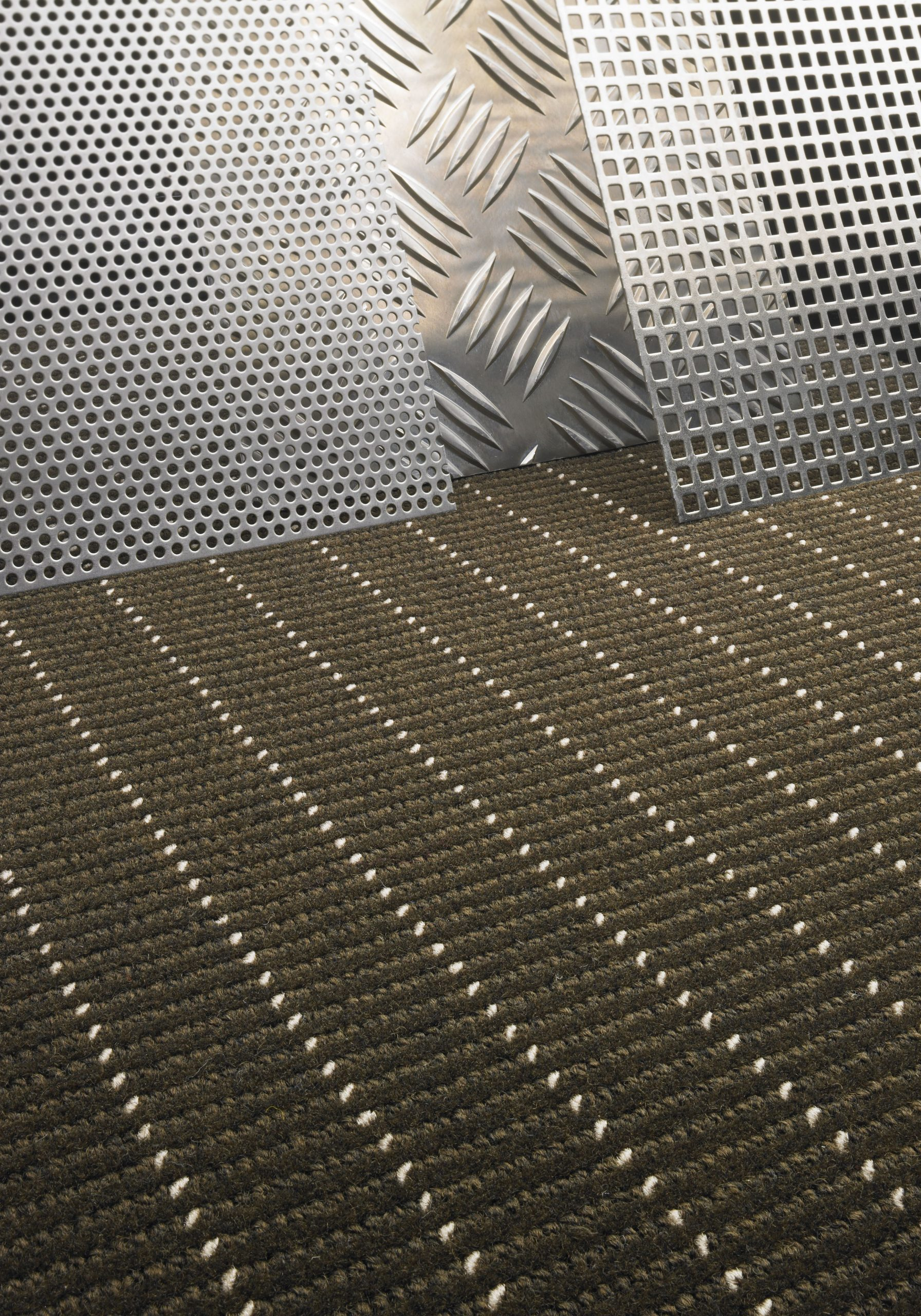 Barmetboden | Teppich | Colormetallic