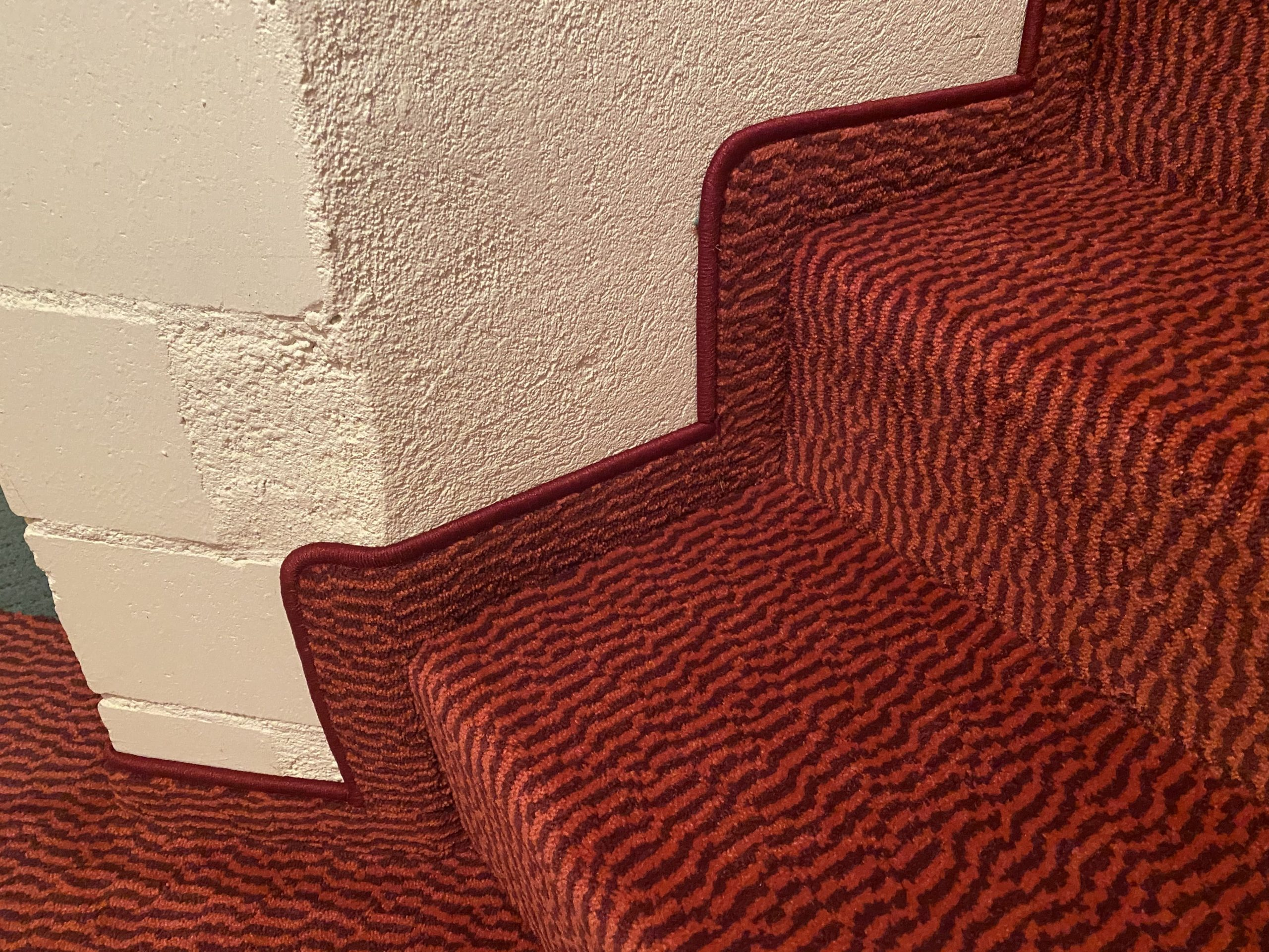 Barmetboden | Teppichsockel
