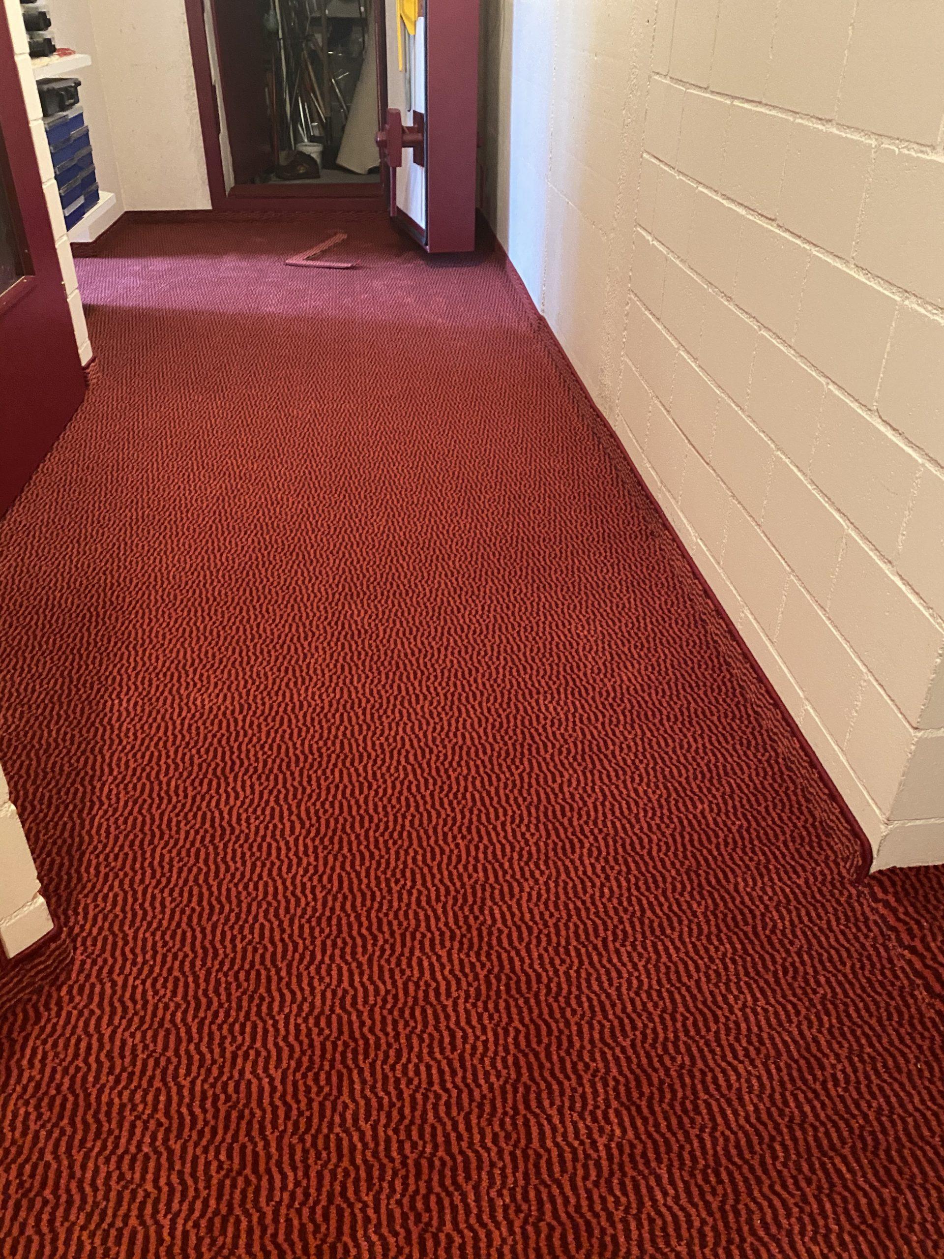 Barmetboden | Teppich in Korridor