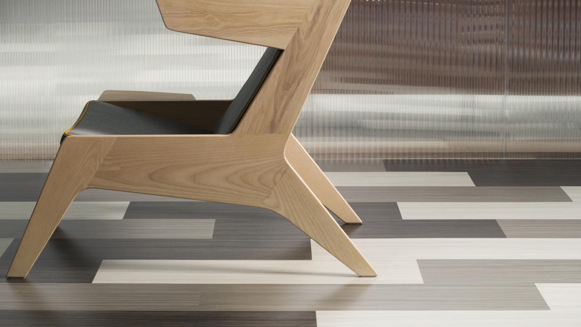 Barmetboden | Linoleum-Planken